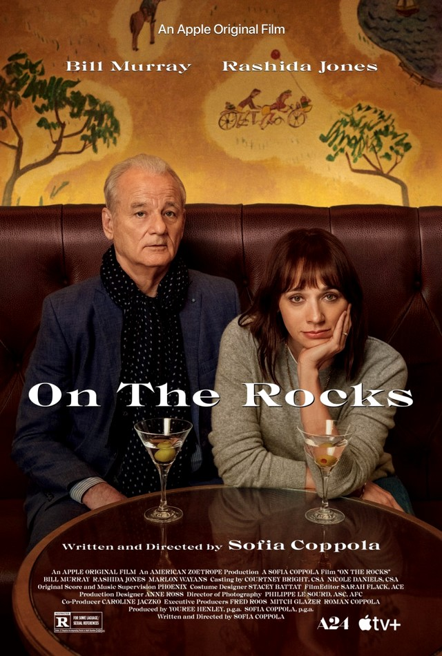 V uskali / On the Rocks (2020)[Webrip] = CSFD 61%