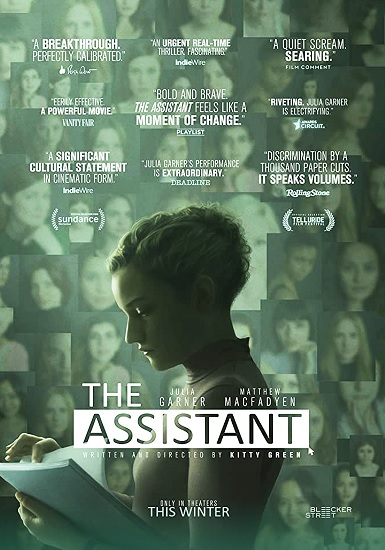 Asistentka / The Assistant (2019) CZ = CSFD 60%