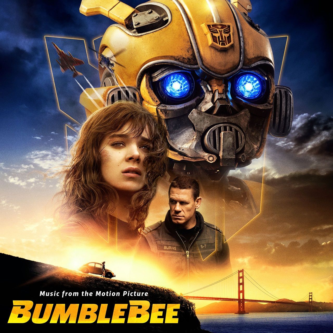 Bumblebee (Motion Picture Soundtrack)(2018)