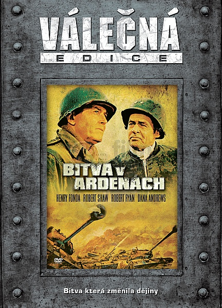 Bitva v Ardenach / Battle of the Bulge (1965)(CZ) = CSFD 73%