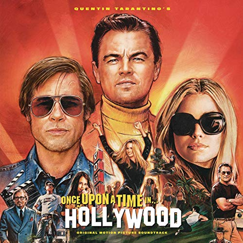 Once Upon a Time in Hollywood (Soundtrack) (2019)