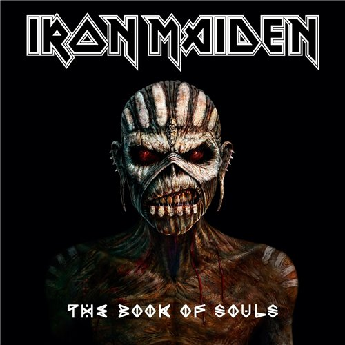 Iron Maiden - The Book Of Souls (2015)[WavPack - image+.cue]