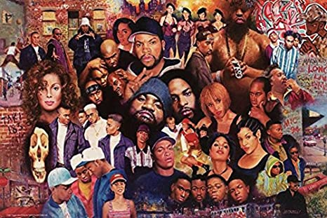 Best Of 90's Underground Hip Hop Compilation (USA) [MP3] [320Kbps] [2hours]