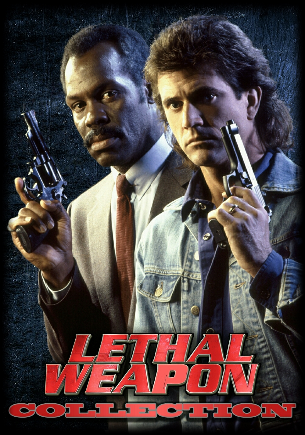 Stiahni si HD Filmy Smrtonosna zbran / Lethal Weapon - Collection (1987-1998)(CZ/EN)[1080p][HEVC] = CSFD 88%