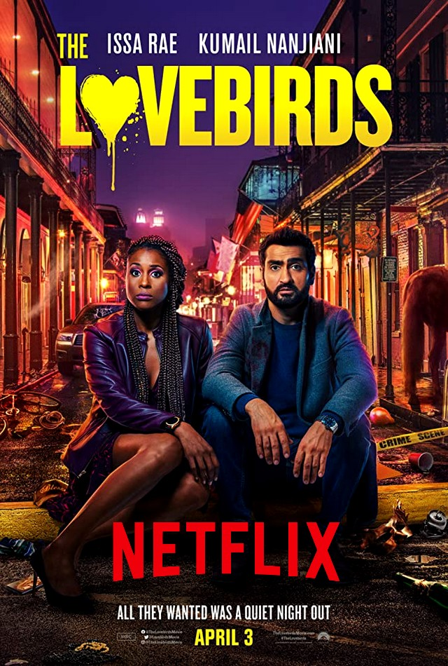 Dokud nas vrazda nerozdeli / The Lovebirds (2020)[WebRip]
