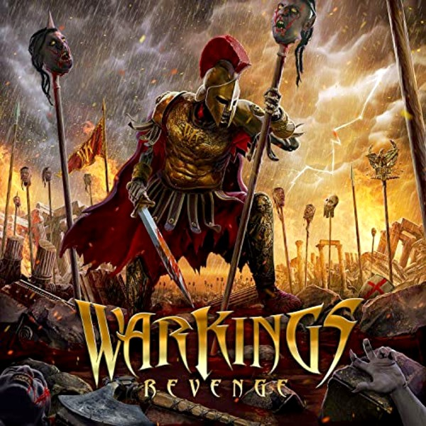Warkings | Revenge (2020) MP3 (320kbps)