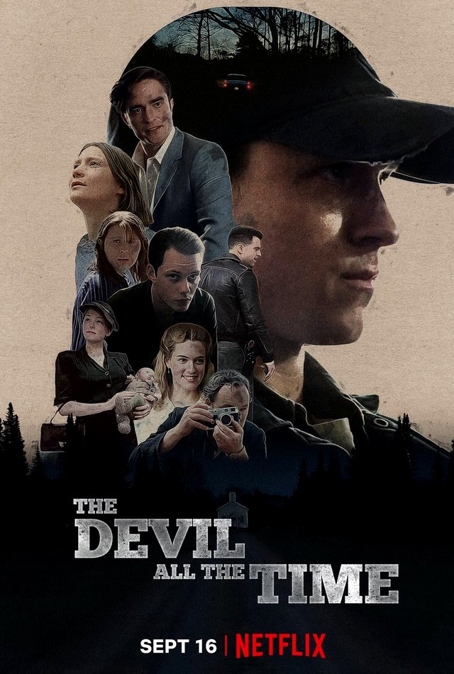 Dabel / The Devil All the Time (2020)[WebRip] = CSFD 73%